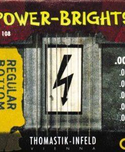 Thomastik PB108 Power-Brights Bottom Extra Light Guitar Strings